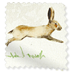 March Hares Country Roman Blind slat image