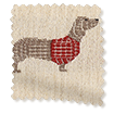 Mini Dachshunds Roman Blind slat image