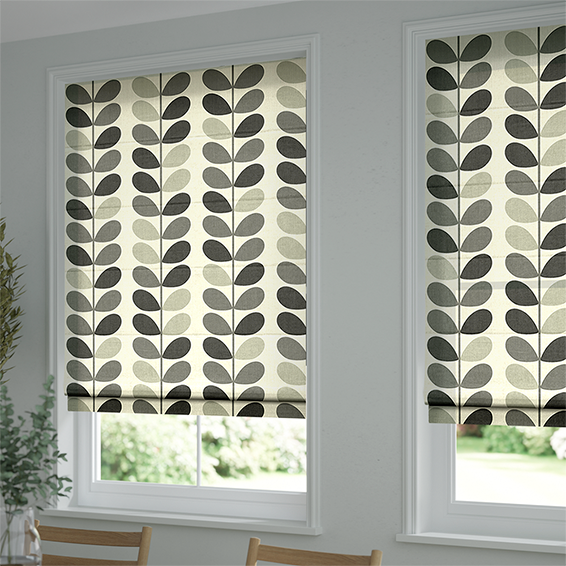 Orla Kiely Roman Blinds Get Made To Measure Designer