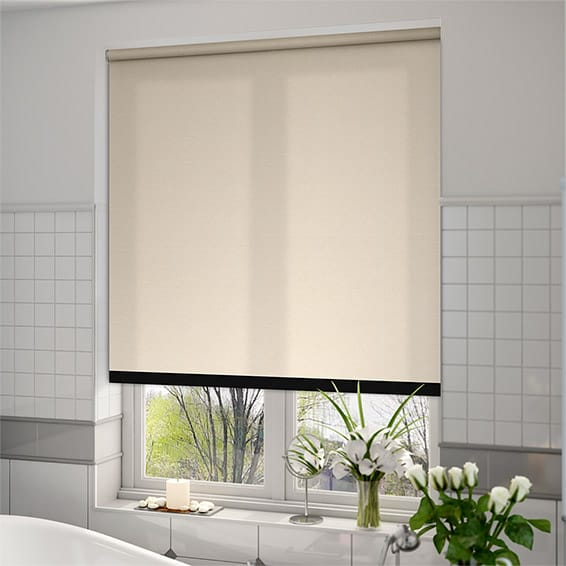 Notions Art Deco Roller Blind