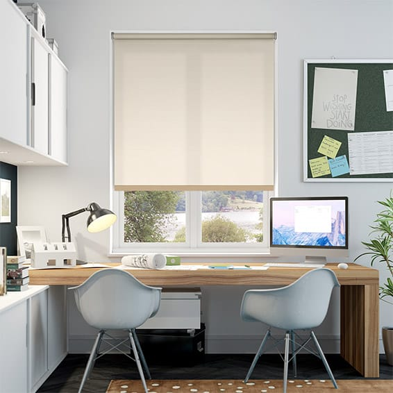 Notions Macchiato Roller Blind