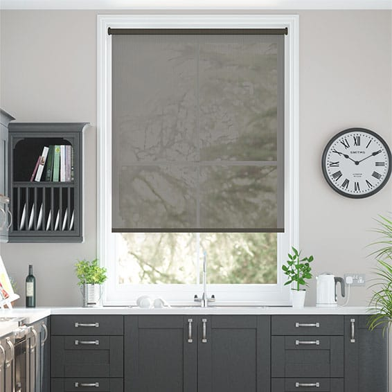 Oculus Slate  Magic Screen Roller Blind