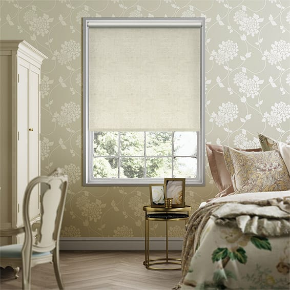 Choices Paleo Linen Vintage Cream Roller Blind