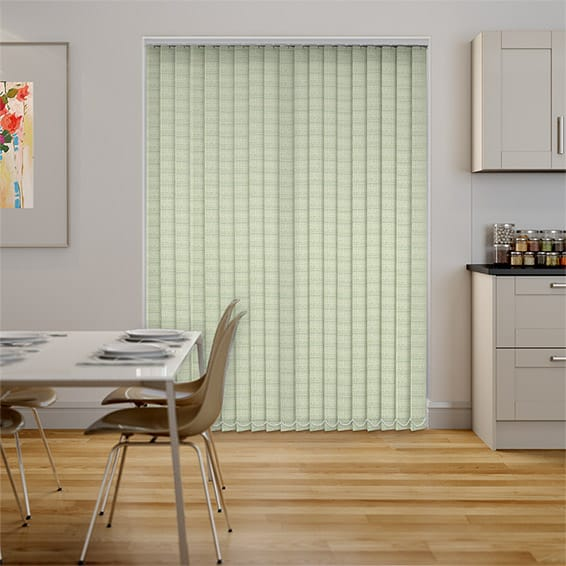 Parkinson Golden Lime Vertical Blind