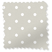 Party Polka Mushroom Blackout Roller Blind slat image