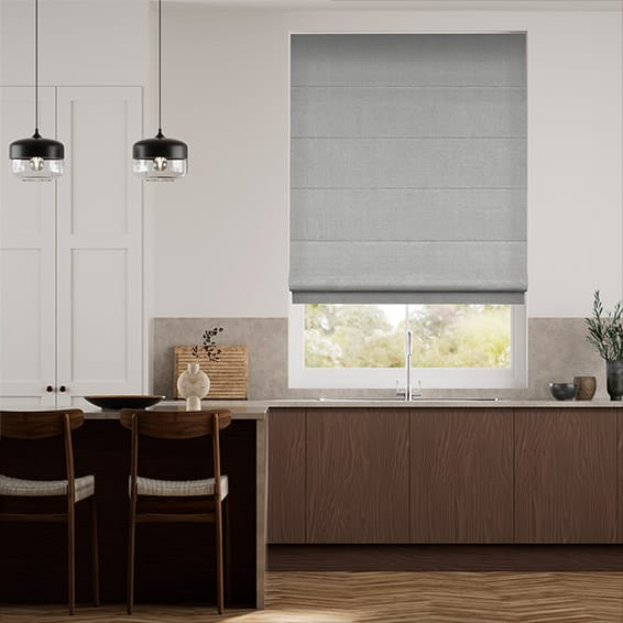 Penrith Ash Roman Blind