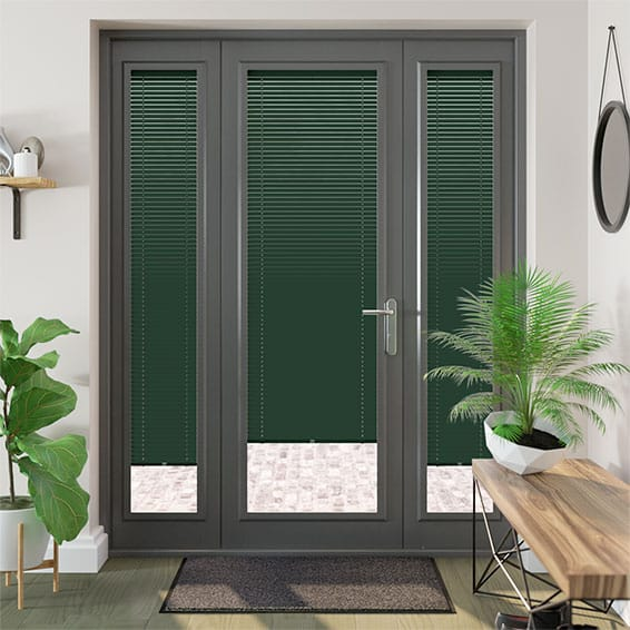 Racing Green PerfectFIT Venetian Blind
