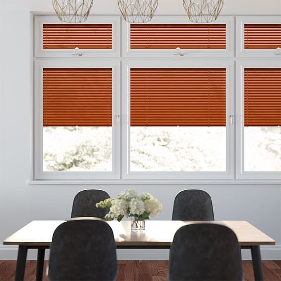 Rust PerfectFIT Venetian Blind