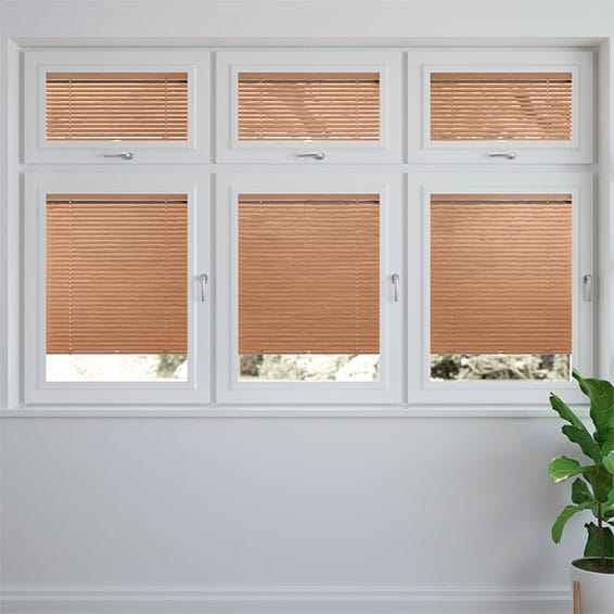 Warm Copper PerfectFIT Venetian Blind