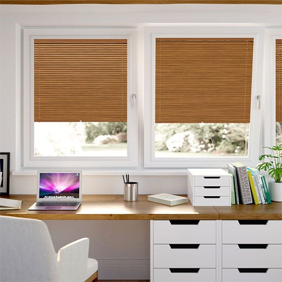 Woodgrain Cherry PerfectFIT Venetian Blind