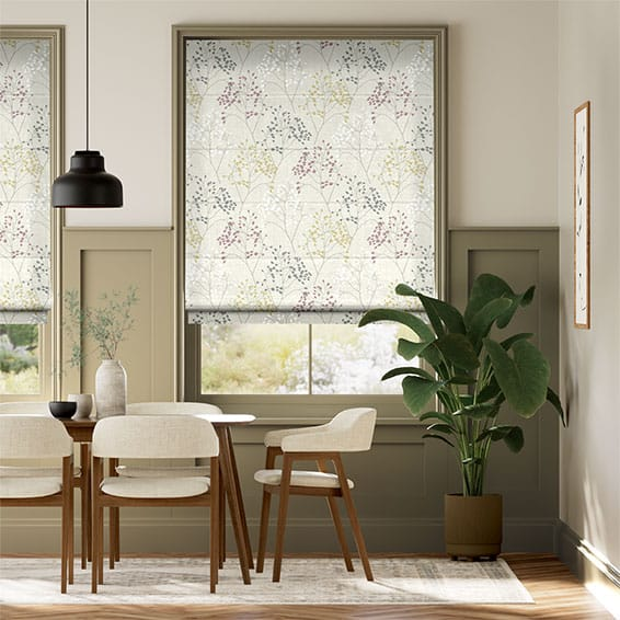 Pippin Heather Roman Blind