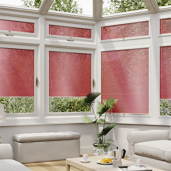 Rose Pink PerfectFIT Venetian Blind