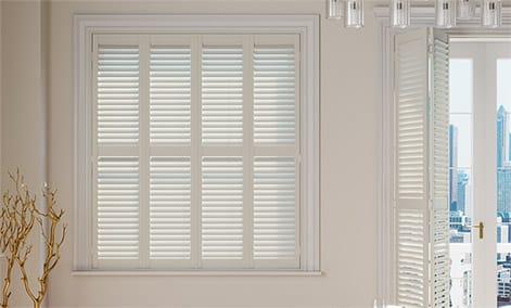 Shutter blinds stylish waterproof made to measure plantation