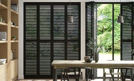 cut to fit blinds blinds dunelm san jose premium jet thumbnail image shutter blinds stylish waterproof made to measure plantation