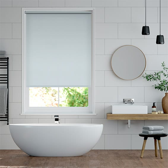Santiago Ocean Spray Blackout Roller Blind