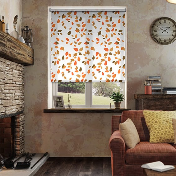Seasons Autumn Roller Blind