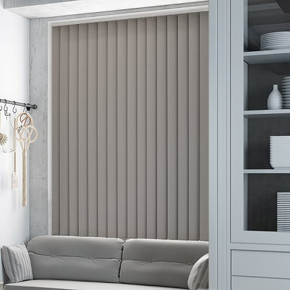 doncaster made measure vertical blinds blackout to barton