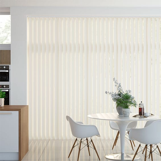 Sevilla Cottage Cream Vertical Blind