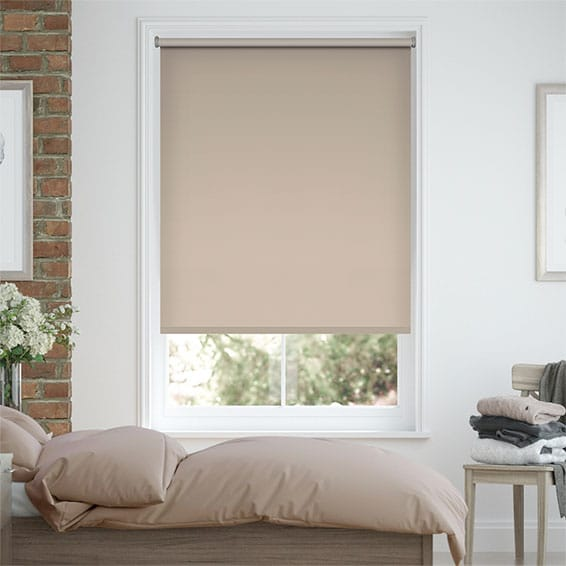 Sevilla Moonstone Blackout Roller Blind
