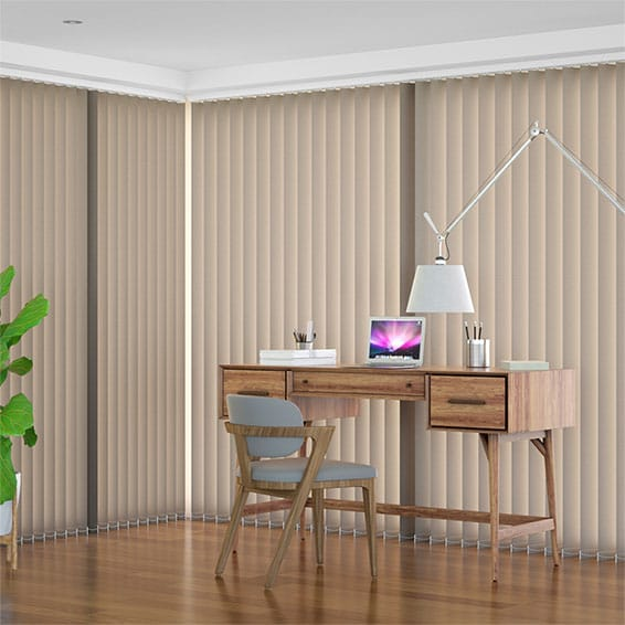 Sevilla Moonstone Vertical Blind
