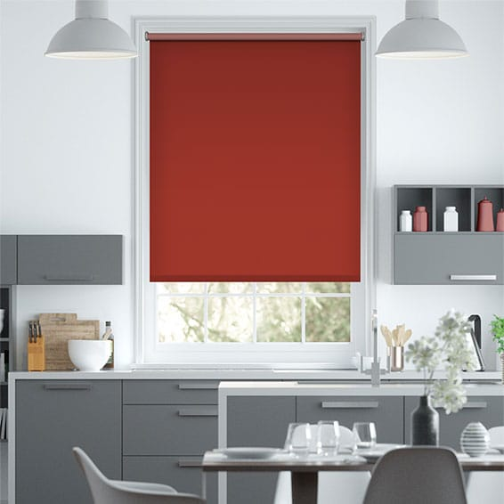 Sevilla Shiraz Blackout Roller Blind