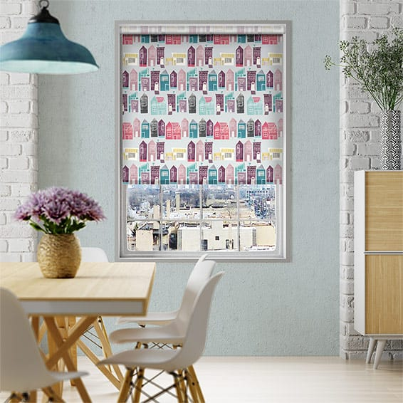 Sherwood Candy Roller Blind