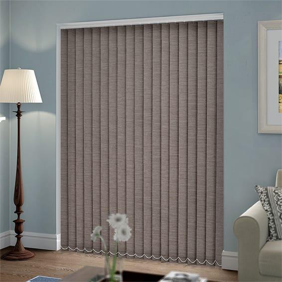 blind lester on bedroom off silver hillarys vertical range blinds roller sale now blackout