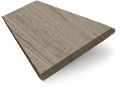 Smoke Whisper Faux Wood Blind - 50mm Slat slat image