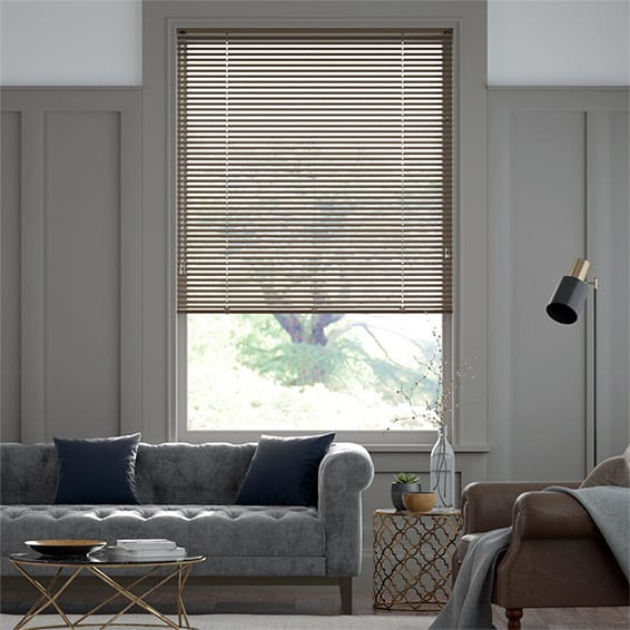 Spirit Chocolate Venetian Blind - 25mm Slat