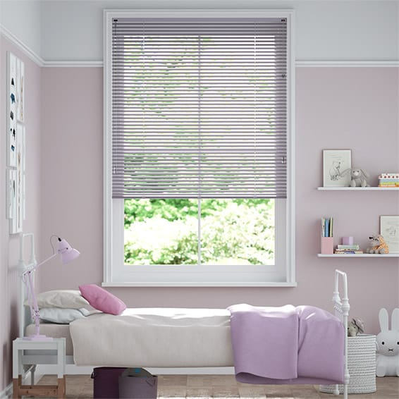 Spirit Mulberry Venetian Blind - 25mm Slat