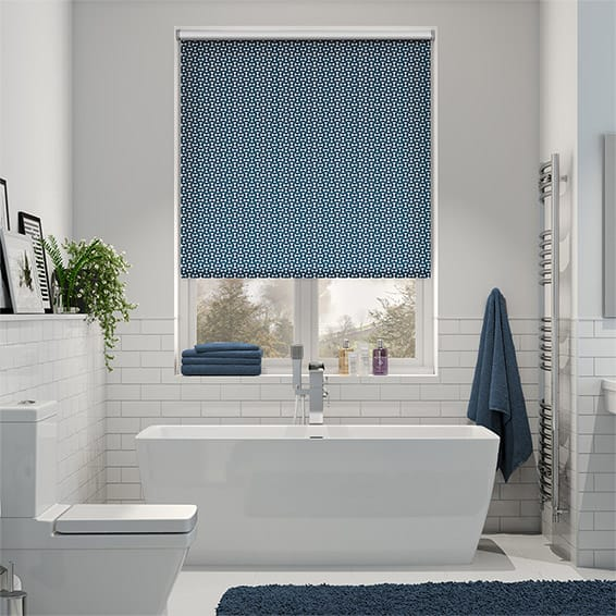 Splash Forma Lake Roller Blind