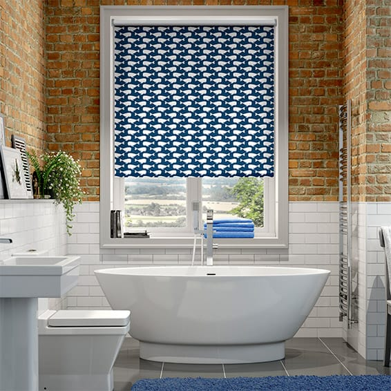 Splash Sealife Naval Roller Blind