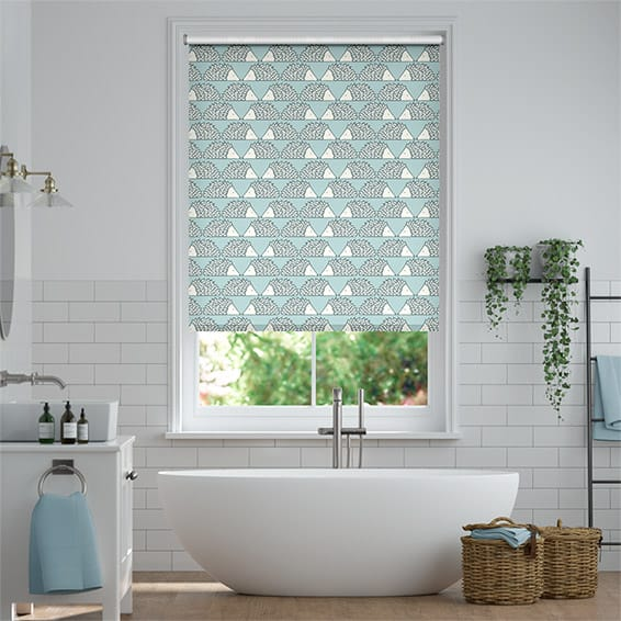 Splash Spike Mist Roller Blind