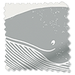 Splash Blackout Whale of a Time Slate swatch image
