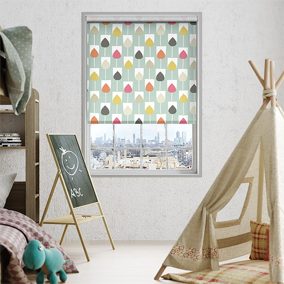 Sula Tutti Fruity Roller Blind