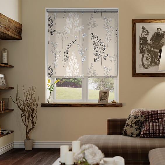 Summer Meadow Stone Roller Blind