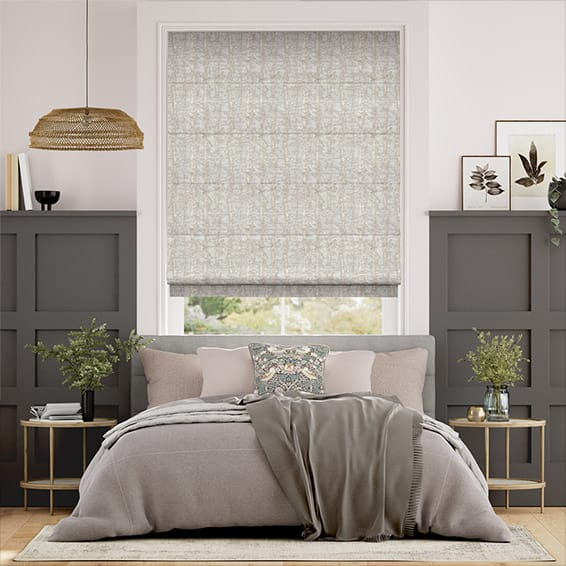 Sussex Cobblestone Roman Blind