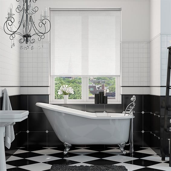 Waterproof Blinds We Have Them Perfect For Bathrooms Kitchens - Waterproof roller blind for bathroom