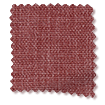 Thermal Luxe Dimout Coral Red Roller Blind slat image