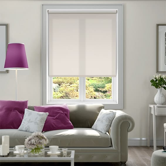 Thermal Plus Linen Energy Saving Roller Blind