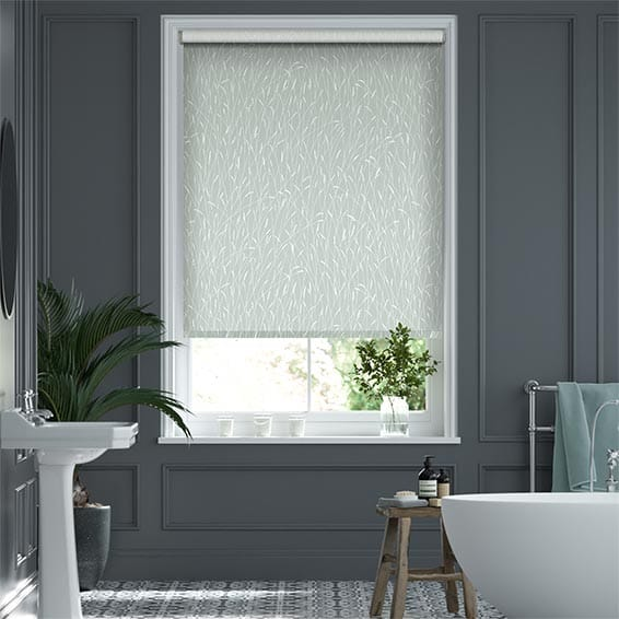 Timothy Grass Duck Egg Roller Blind