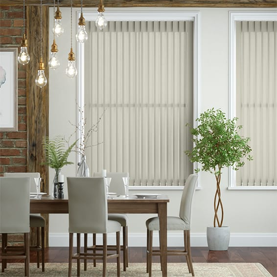 Tundra Stone Vertical Blind