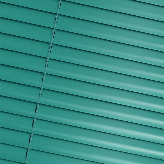 Turquoise Perfectfit Venetian Blind
