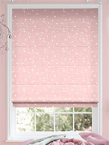 Twinkling Stars Candyfloss Pink thumbnail image