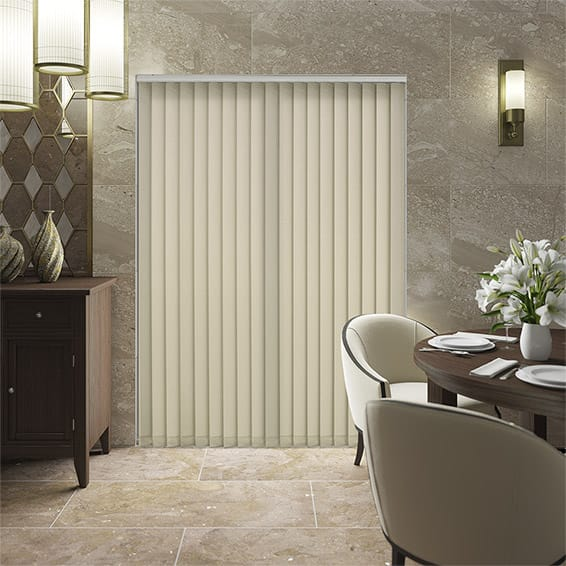 Utopia Sand Vertical Blind