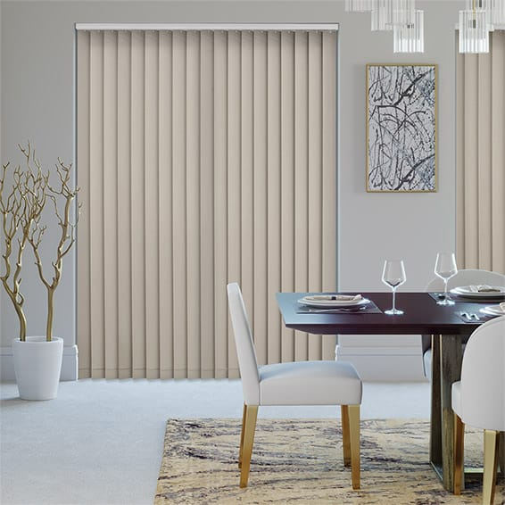 Utopia Wheat Vertical Blind