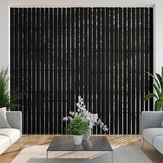 Valencia Chalk Board Vertical Blind
