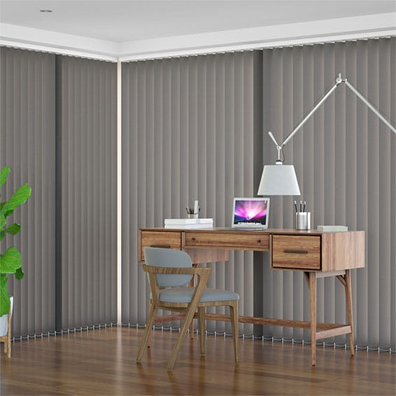 Valencia Dove Vertical Blind