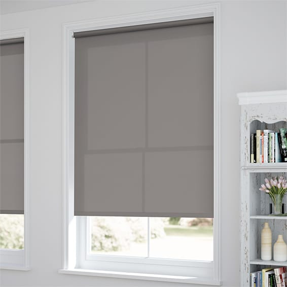 Grey Roller Blinds Neutral Elegant Amp Affordable Dove