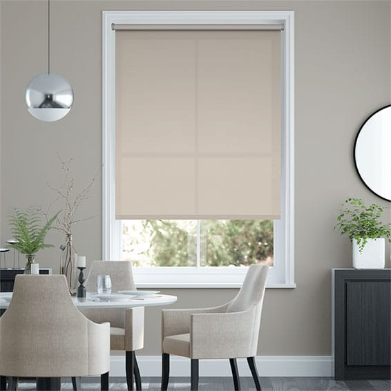 Valencia Parchment Roller Blind